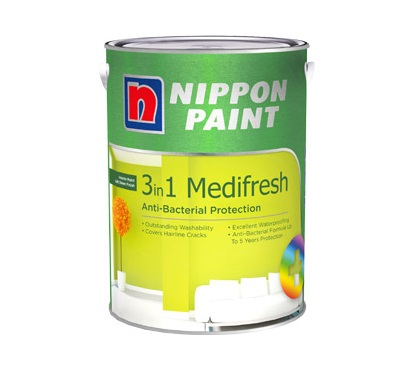 Nippon Paint 3IN1 Medifresh